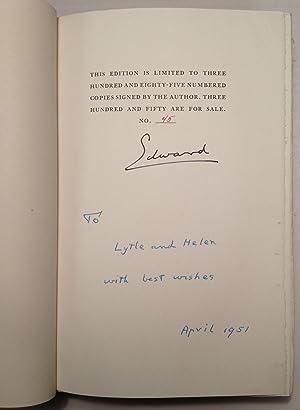 A King's Story: Memoirs of the Duke of Windsor: WINDSOR, Edward