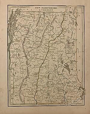 New Hampshire & Vermont: BRADFORD, Thomas Gamaliel
