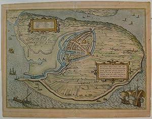 Brilium, Holandiae Opp. Ob Intestinum Batavicum Bellum, Quod Anno Partae Salutis, M.D.LXXII. Calend...