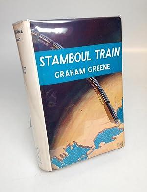 Stamboul Train: GREENE, Graham