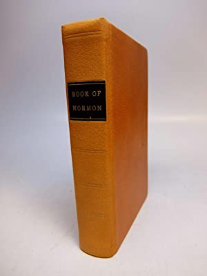 """Cumorah Revisited, or, """"The Book of Mormon"""" and the Claims of the Mormons Re-examined from ..."""