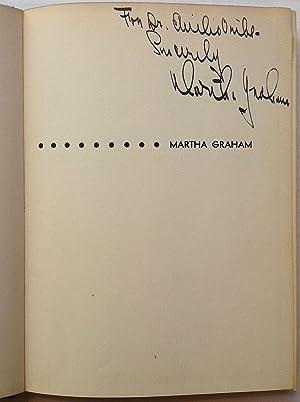 Martha Graham: ARMITAGE, Merle