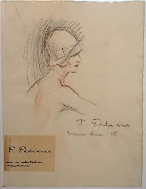 Original Signed Drawing