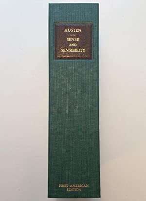 Sense and Sensibility: A Novel: AUSTEN, Jane