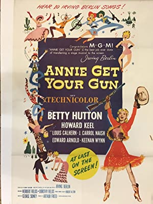 Annie Get Your Gun Movie Poster: POSTER)