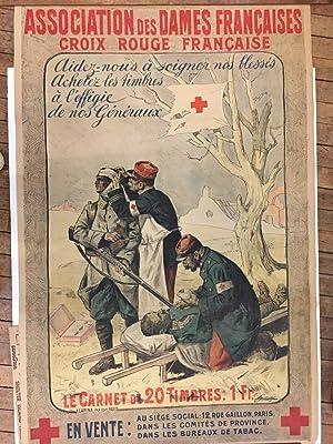 Association des Dames Francaises: Croix Rouge Francaise: JONAS, Lucien