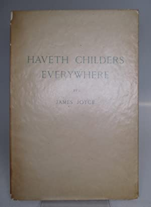 Haveth Childers Everywhere: JOYCE, James