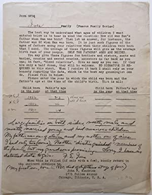 Rare partly-printed Document Signed