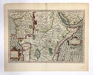 Abissino Rum Sive Pretiosi Ioannis Imperiu: MERCATOR, Gerard