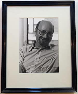 Framed Signed Photograph