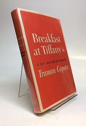 Breakfast at Tiffany's: A Short Novel and: CAPOTE, Truman