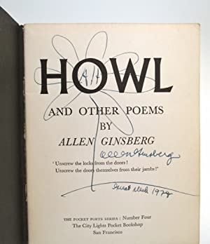 HOWL and Other Poems: GINSBERG, Allen