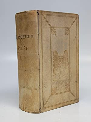 Q. Curtii Rufi Alexander Magnus, et In illum Commentarius Samuelis Pitischi.; Editio secunda priori...