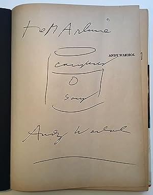 Andy warhol rainer crone abebooks for Ricerca su andy warhol