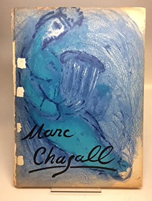 Illustrations for the Bible by Marc Chagall: CHAGALL, Marc