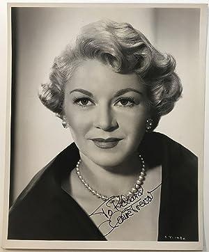Inscribed Photograph: TREVOR, Claire (1910 - 2000)