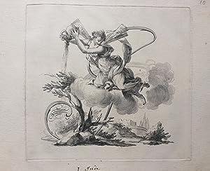 I, Iride from A' Dilettanti delle Bell' Arti: BETTI, Giovanni Battista