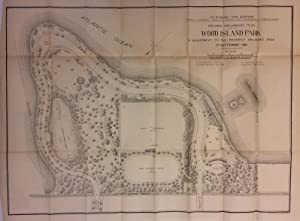 Revised Preliminary Plan of Wood Island Park in Adjustment to the Recently Enlarged Area