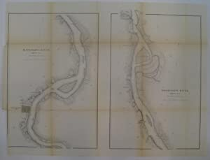 Mississippi River from Cairo Ill. to St. Mary's Mo. in VI sheets: Reconnaissance for the use of...