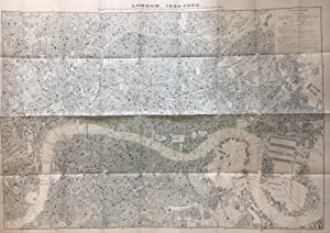 London, 1899-1900; Map showing Places of Religious Worship, Public Elementary Schools, and Houses...