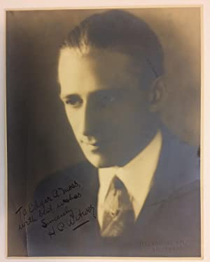 Inscribed Signed Photograph