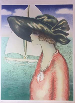 Le Voilier (The Sail Boat): CASSIGNEUL, Jean-Pierre