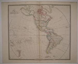 Map of America: WYLD, James