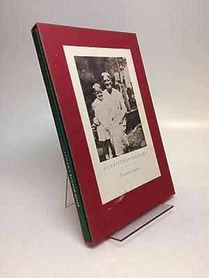 A Christmas Memory: CAPOTE, Truman