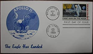 Eighteen First Day Covers: APOLLO SPACE PROGRAM)