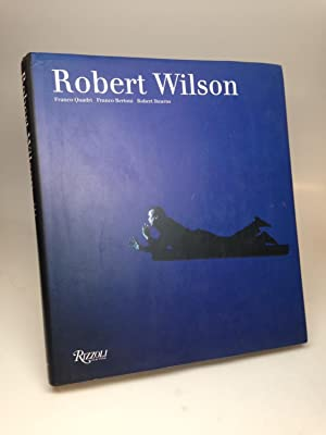 Robert Wilson: QUADRI, Franco &