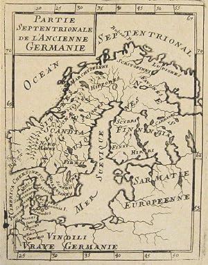 Partie Septentrionale de L'Ancienne Germanie: MANESSON-MALLET, Allain