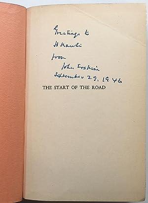 The Start of the Road: ERSKINE, John