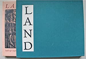 Land landscape engravings by Garrick Palmer poems selected by Eric Williams