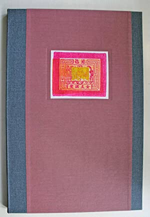 Chinese Ceremonial Papers An Illustrated Bibiliography