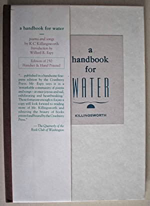 a handbook for Water Limited edition