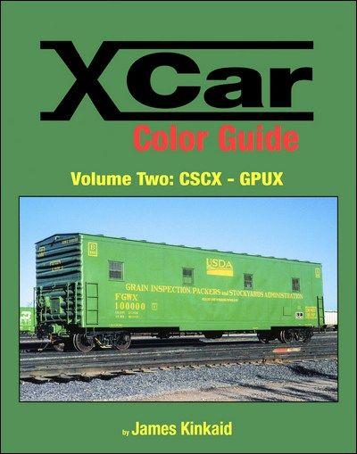 X Car Color Guide Vol. 2: CSCX-GPUX by James Kinkaid: Morning Sun ...