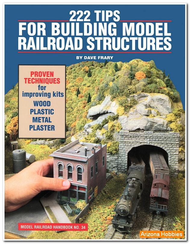 222 Tips for Building Model Railroad