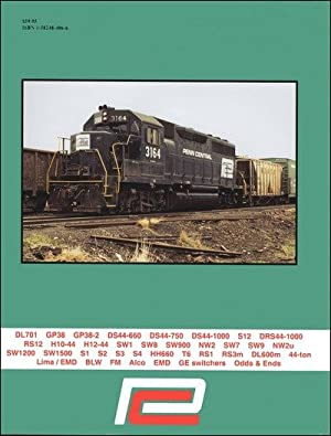 Penn Central Power In Color Volume 4: 7500-9999: Robert J. Yanosey