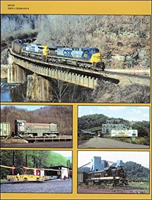Appalachian Coal Mines and Railroads In Color Vol. 2: Virginia: Stephen M. Timko