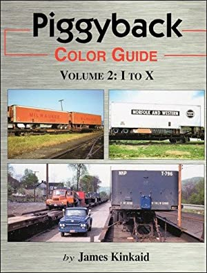 Piggyback Color Guide Volume 2: I to X: James Kinkaid