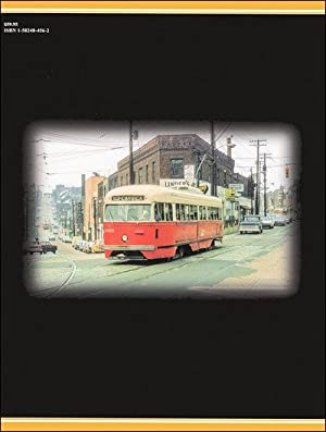 Pittsburgh Trolleys In Color Volume 2: The West End and the South Side: Ed Ridolph