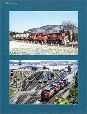 Trackside in the Maritimes 1967-1993 with Bill Linley: Bill Linley