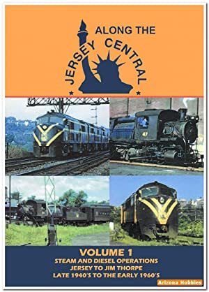 Along the Jersey Central Volume 1 DVD
