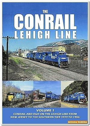 The Conrail Lehigh Line Vol. 1 DVD: John Pechulis