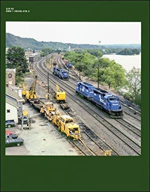 Conrail Central Region In Color Vol. 2: 1981-1986: Stephen M. Timko