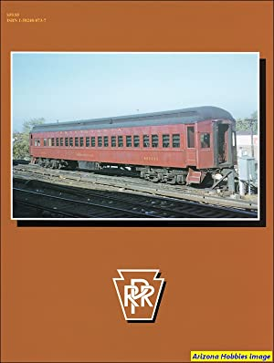 Pennsylvania Railroad Color Guide to Freight and Passenger Equipment Vol. 3: Jan S. Fischer