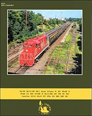 Jersey Central Lines Power In Color Vol. 1: #50-1709: Robert J. Yanosey