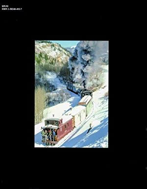 Rio Grande Narrow Gauge In Color Vol. 2: 1960 and Beyond: Thomas A. Brunner