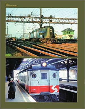 Philadelphia Electrified Rail Lines In Color: Kenneth C. Springirth