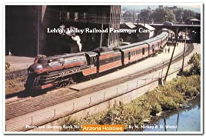 Lehigh Valley Railroad Passenger Cars: Photo and: M. Mickey and